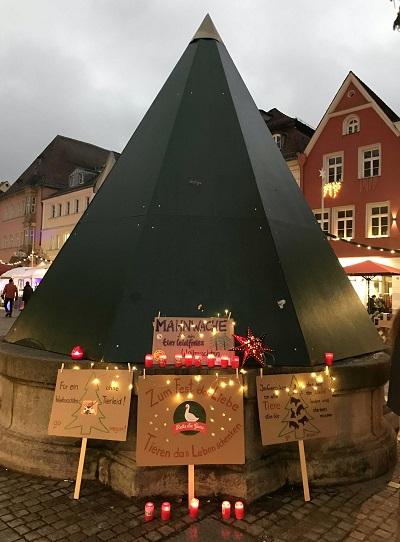 191203_Mahnwache+WeihnachtsfeierMöhrchen Bild 2