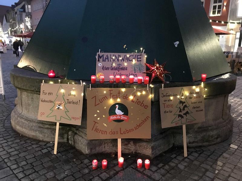 191203_Mahnwache+WeihnachtsfeierMöhrchen Bild 3